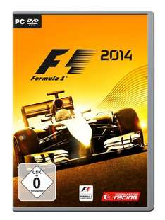 F1 2014  (PC)  STEAM CD-KEY GLOBAL (Deutsche Sprache enthalten)
