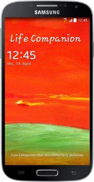 [Amazon] Samsung Galaxy S4 Schwarz deutsche Ware