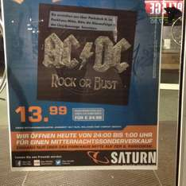 Saturn Bremen Mitternachtssonderverkauf 27.11. 24-01:00 Uhr