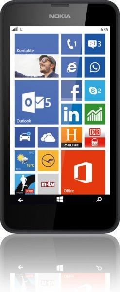 Nokia 635 + Allnet Starter