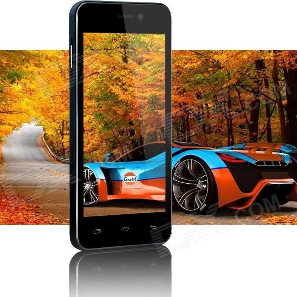 DOOGEE VALENCIA DG800 Quad-Core Android 4.4.2 für 12,08$