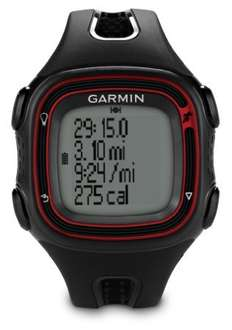 Garmin Forerunner 10 für 73,10€ - Lauf-Uhr @Amazon.it - Black Friday