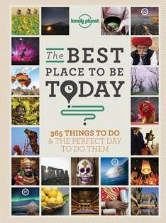 "Lonely Planet Ebook ""The Best Place to be Today"" - bis 08.00 Uhr kostenlos"