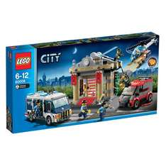 Lego City 60008 - Museums-Raub - 34,90€ - REAL Online