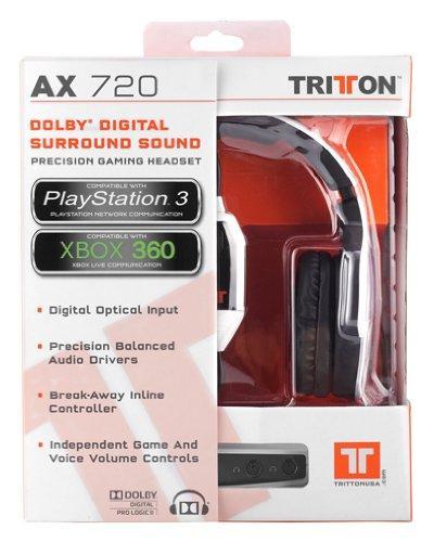 Headset MC AX 720 DH Gaming Tritton universal @Amazon.de