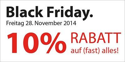 [SCHWEIZ] [LOKAL] Black Friday bei Ingenodata 10% Rabatt auf fast alle Apple Produkte