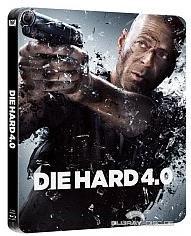 Die Hard 4.0 - Zavvi Exclusive Limited Edition Steelbook für €6.45 (Neuer Bestpreis?)