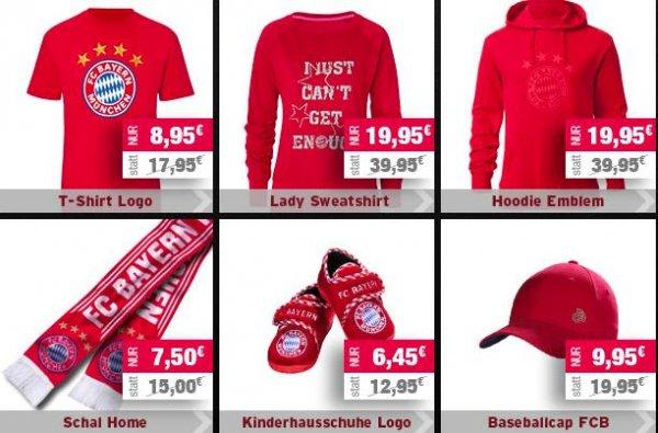 Red Friday im Bayern Shop
