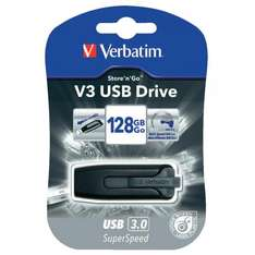 128 GB Verbatim V3 Schwarz USB 3.0 USB-Stick @ conrad.de Black Friday Week