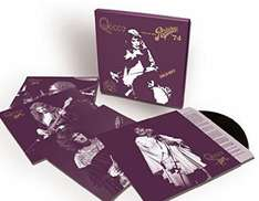 Queen - Live At The Rainbow (Limited 4LP Set) VINYL