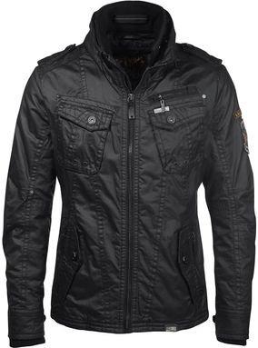 Khujo Military-Jacket »Dodge« @otto ab 60€ für Neukunden