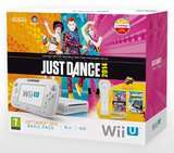 Wii U 8gb Basic White Console + Just Dance 2014 + Nintendo Land + Remote Plus Controller für ca. 222,66€ @shopto.net