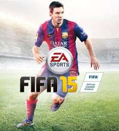 Fifa 15 XBox One Deluxe Edition - nur Xbox Live Kunden