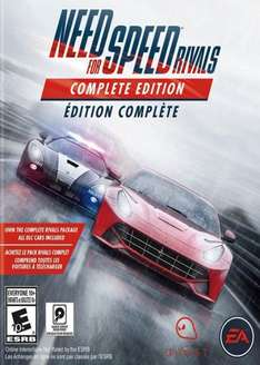 Need for Speed™ Rivals: Complete Edition - Xbox One Gold!