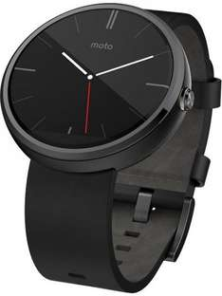 Sparhandy Black Friday / Cyber Monday #2 - Motorola Moto 360 Smartwatch für effektiv 181 € durch Schubladenvertrag