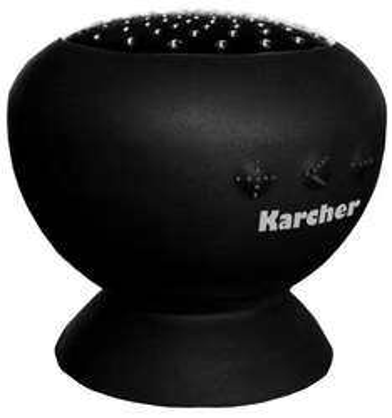 Karcher BT 4130-B Mobiler Bluetooth-Lautsprecher (3 Watt RMS, Freisprechfunktion) schwarz - nur 5,99€ inkl. Versand Amazon