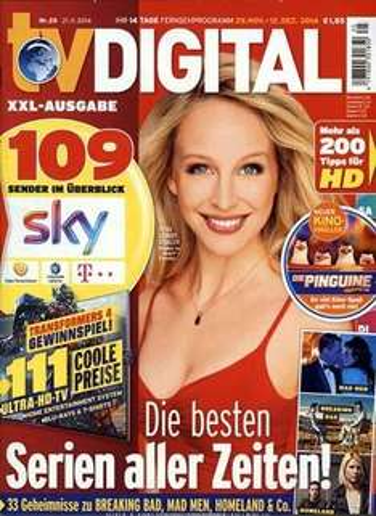 6 Monate TV Digital XXL fast kostenlos (BestChoice) oder Gewinn durch GS Otto/meinPaket