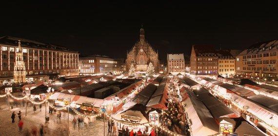Nürnberg Weihnachtsmarkt (2 Tage) im Dezember [ab 38 Euro (p.P. 19 Euro)]
