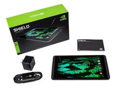 Nvidia Shield LTE + Controller und Green Box Bundle For Free