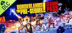 [nuuvem] Borderlands: The Pre-Sequel Season Pass (Steam)