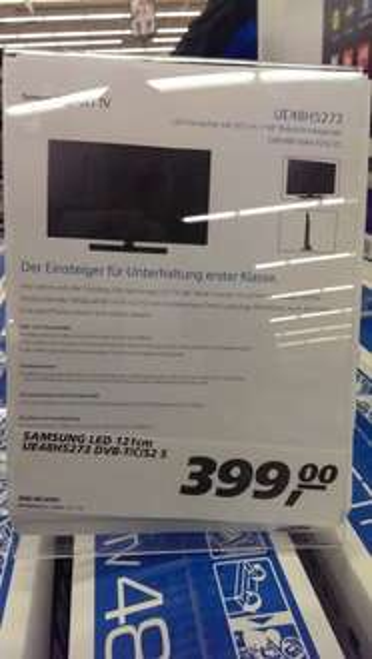 Samsung UE48H5273SS
