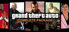 [Steam] Grand Theft Auto Complete Package @Nuuvem (VPN benötigt!)