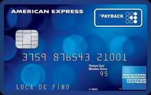 Payback American Express Kreditkarte dauerhaft kostenlos + 4.000 Punkte (40€) + MiPow PowerTube 2600M
