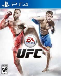 UFC PS4 12,84€ DIGITAL