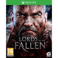 [TheGameCollection.net] Lords of the Fallen Limited Edition für Xbox One oder Playstation 4 für 33,89€