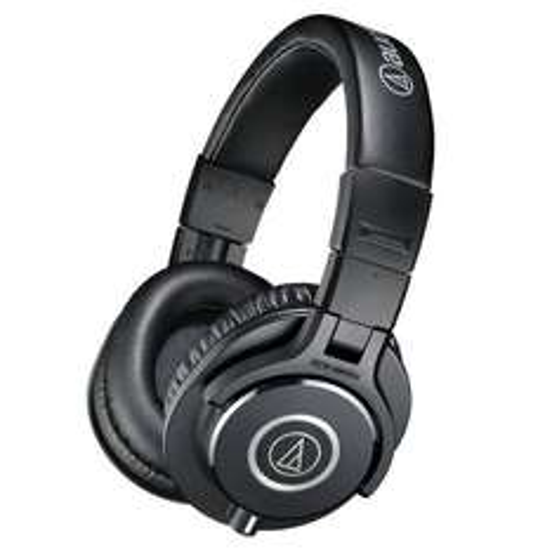 Audio Technica ATH-M40x Studio-Kopfhörer Schwarz für 75€ @Coolshop Black Friday