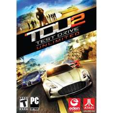 "US-Game ""Test Drive Unlimited 2"" als PC Download für 5,86€ auf www.amazon.com"