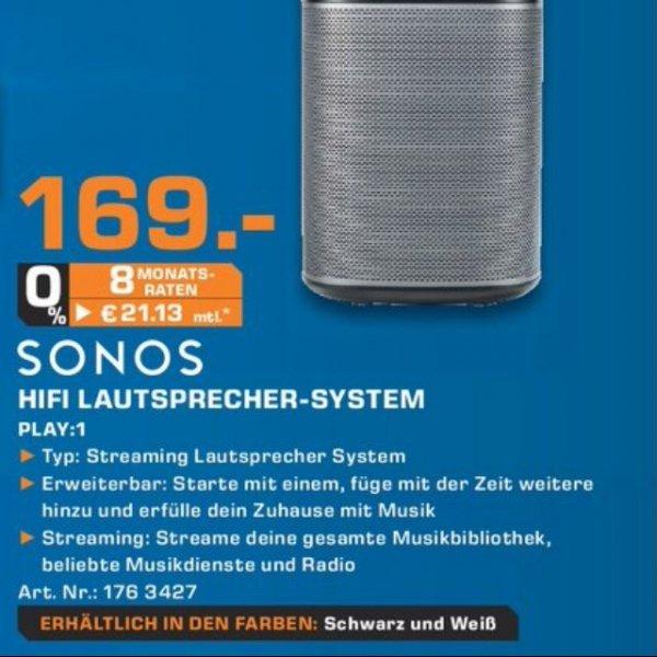 [Lokal Saturn Troisdorf & Hennef] Sonos Play:1
