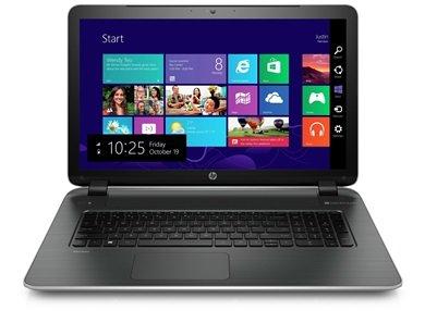 "HP Pavilion 17-f157ng 17""HD+, Quad-Core A8, 4GB, 750GB, DVD, W8.1 für 366€"