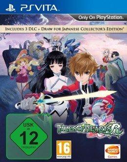 Tales of Hearts R für die PS Vita bei Buecher.de