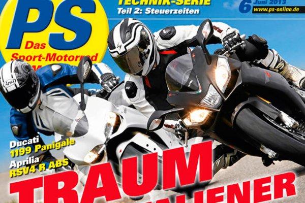 """[Leserservice in Kombination mit Payback] Motorrad-Zeitschrift """"PS"""", Halbjahres-Abonnement für rechnerisch insgesamt 3,40 € (oder 7 Cent mit eCoupon)"""