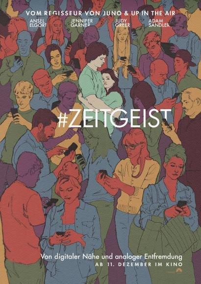 Komplett kostenlos ins Kino zu #ZEITGEIST
