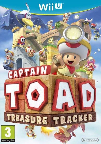 Captain Toad Treasure Tracker Wii U für 35,85€ @thehut.de vorbestellen