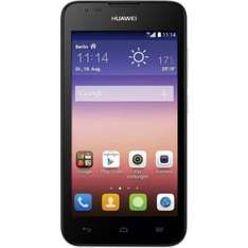 Conrad B-Ware Huawei Ascend Y550 LTE Smartphone 11.4 cm (4.5 Zoll) 1.2 GHz Quad Core 1GB Ram 4 GB Rom KitKat!