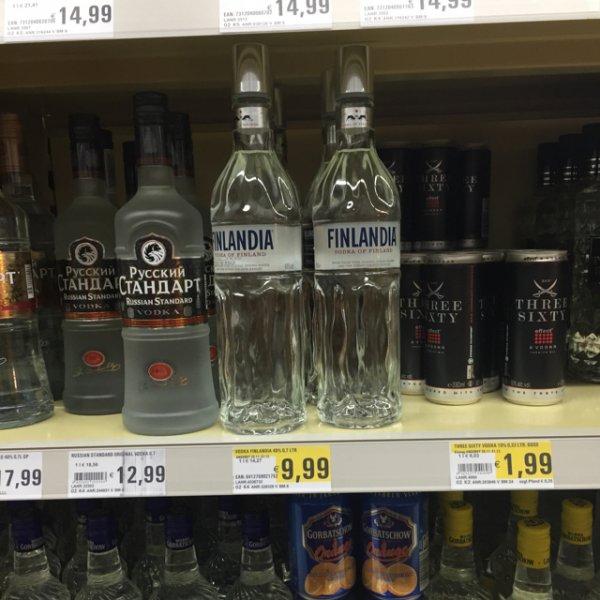 [Lokal?] Vmarkt Finlandia Vokda 0,7l 9,99