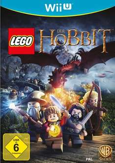 LEGO Der Hobbit Wii U für 23,97€ @ amazon.de Cyber Monday Deals