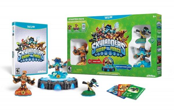 Skylanders Swap Force - Starter Pack Wii U für 22,83€ @amazon.co.uk