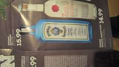 [Lokal Aachen] Bombay Sapphire Dry Gin 0,7l 15,99€ (01.12. - 06.12.)