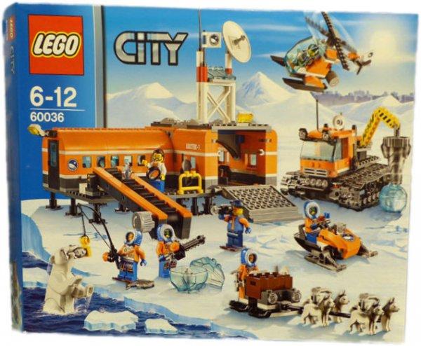 Lego Arktis Basislager 63,71€  Real online