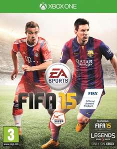 FIFA 15 Deluxe Edition für XBOX One ~ 23,83€