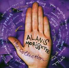 Alanis Morissette - The Collection (CD + MP3; Amazon Prime) für 3,65€