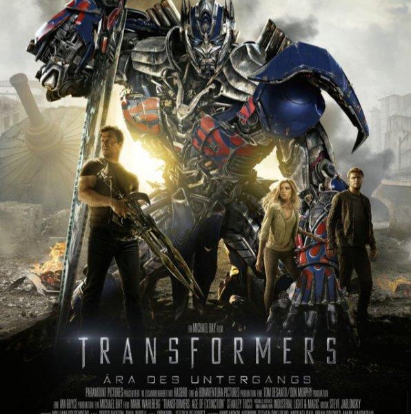 14,99€ Transformers 4 Ära des Untergangs DVD [Kaufland] ab 11.12