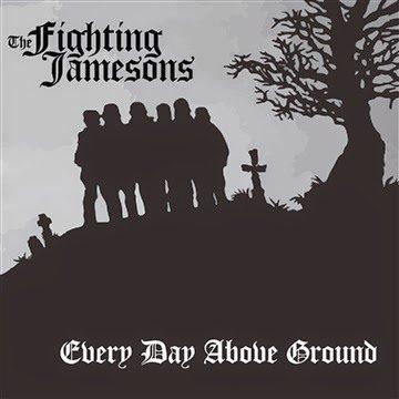 [Gratis-MP3-Album] The Fighting Jamesons - Everyday Above Ground @Noisetrade