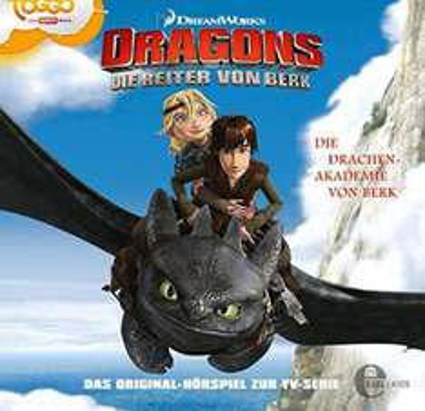 Folge 1: Die Drachen-Akademie von Berk (Das Original-Hörspiel zur TV-Serie) MP3