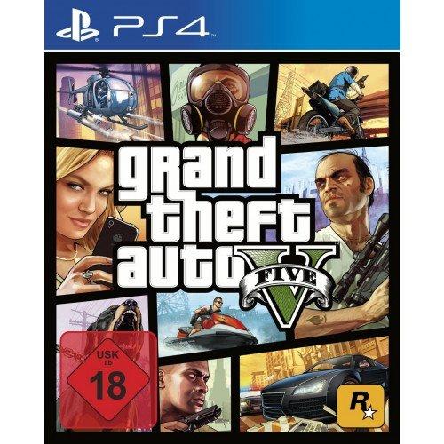 [müller online] GTA V für die PS4 mit Filialeabholung für 49,99€