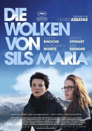 """Fast kostenlos ins Kino zu """"Die Wolken von Sils Maria"""""""